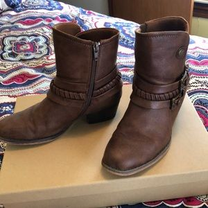Ankle/Mid Calf Boots from Maurice's